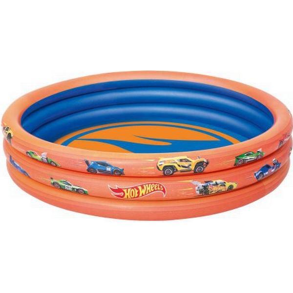 Bestway Hot Wheels 3 Ring Pool