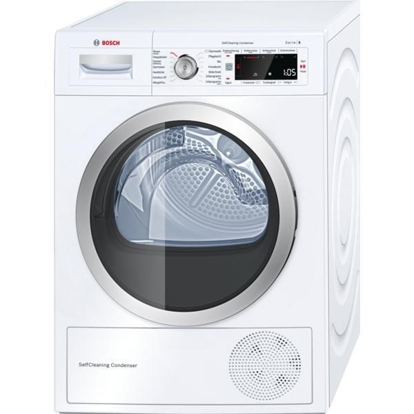 Bosch WTW87560 Hvid