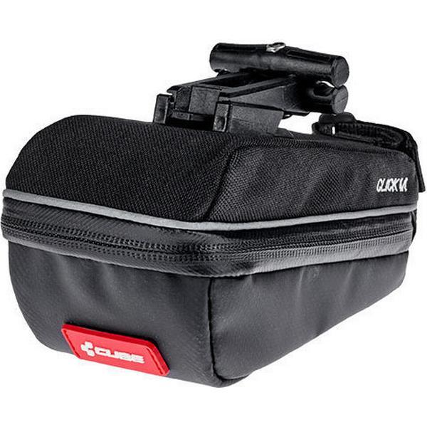 Cube Saddle Bag Click 0.9L