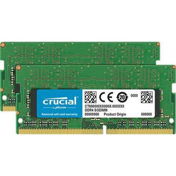Crucial DDR4 2666MHz 2x8GB (CT2K8G4SFS8266)