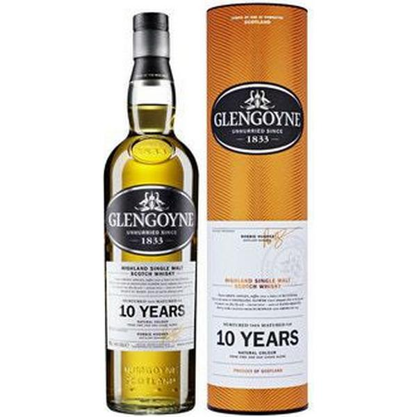 Glengoyne 10 YO Highland Single Malt 40% 70 cl