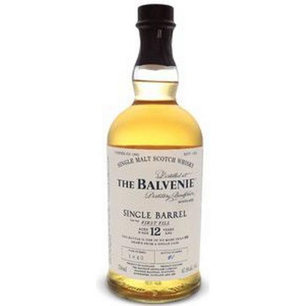 "The Balvenie Balvenie Single Barrel 12 YO ""First Fill"" 47.8% 70 cl"