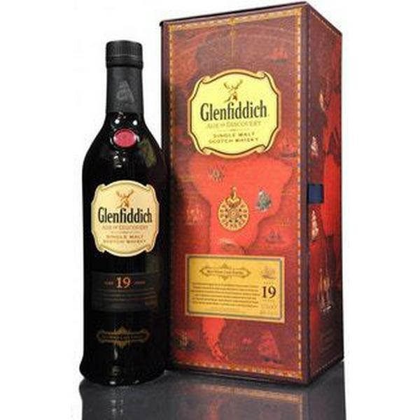 Glenfiddich 19 Age of Discovery - Wine Cask 40% 70 cl