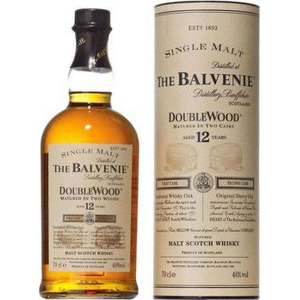The Balvenie Balvenie Doublewood 12 YO Speyside Single Malt 40% 70 cl