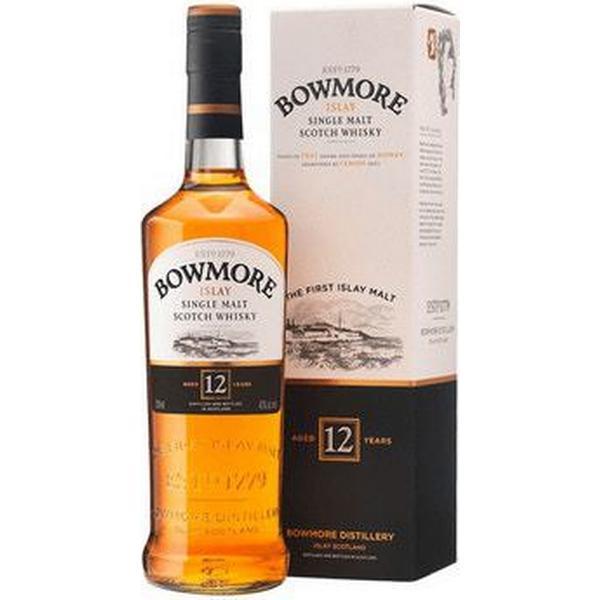 Bowmore 12 YO Islay Single Malt 40% 70 cl