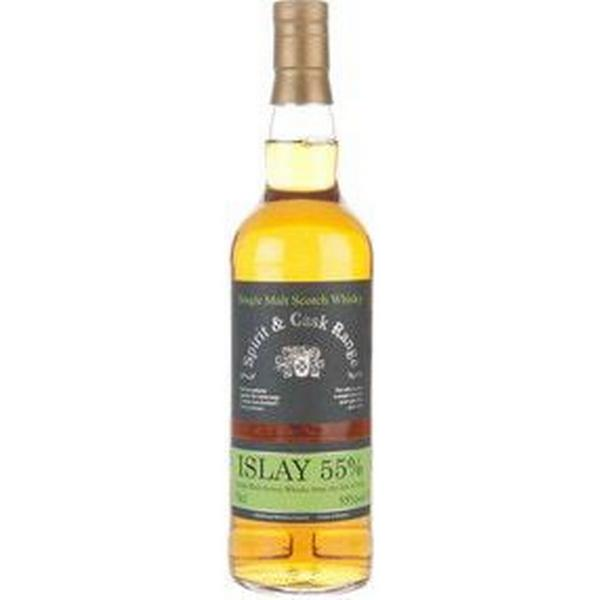 Spirit & Cask Islay 55 Single Malt Scotch 55% 70 cl