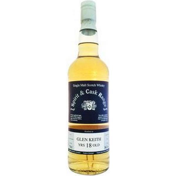 Spirit & Cask Glen Keith 18 YO 56.3% 70 cl
