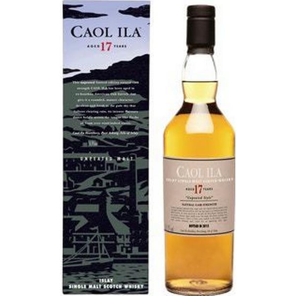 Caol Ila 17 YO Unpeated 1997 Islay Single Malt 55.9% 70 cl