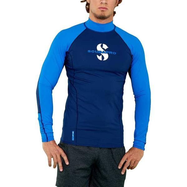 Scubapro Upf 80 T Flex Rash Guard Full Sleeves Top M