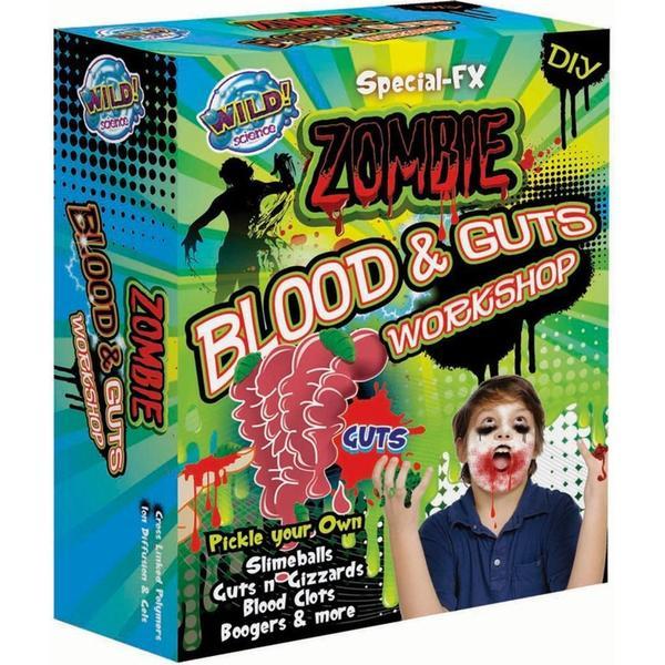 Wild! Science Zombie Blood & Guts Workshop