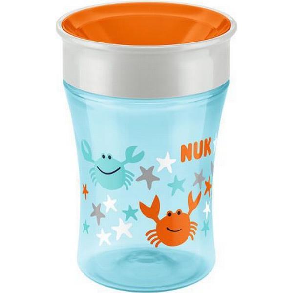 Nuk Magic Cup Orange Crab 250ml