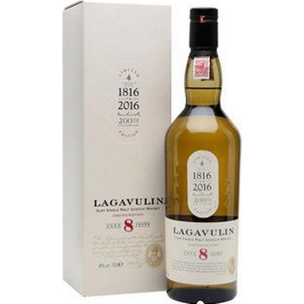 Lagavulin 8 YO Islay Single Malt 48% 70 cl