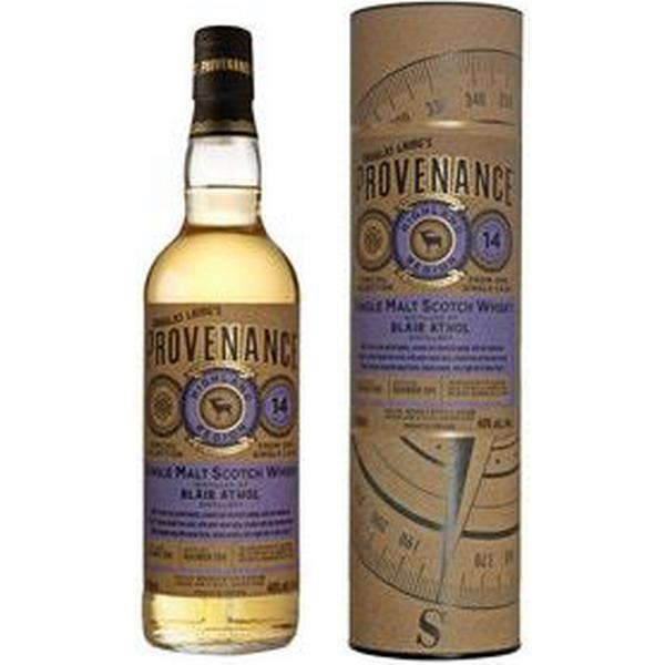 Douglas Laing Provenance Blair Athol 14 YO Highland Single Malt 46% 70 cl