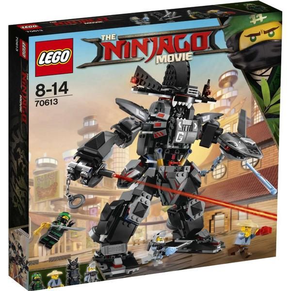 Lego The Lego Ninjago Movie Garma Mecha Man 70613