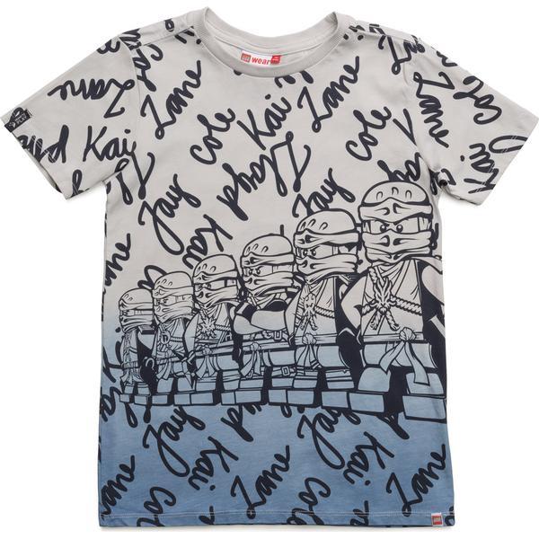 Lego Wear Teo 602 Ninjago T-shirt - Dark Navy