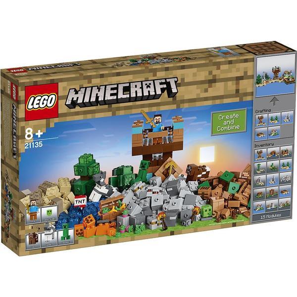 Lego Minecraft The Crafting Box 2.0 21135
