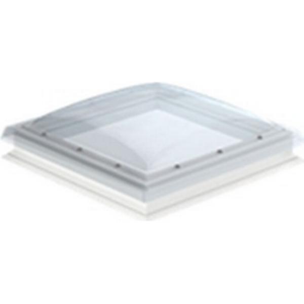 Velux CFP 060060 S00A PVC-U Ovenlys kuppel 60x60cm