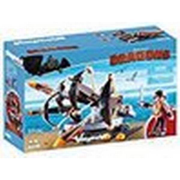 Playmobil Eret with 4 Shot Fire Ballista 9249