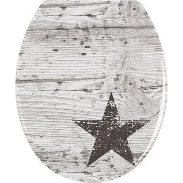 Wenko Toiletsæde Star