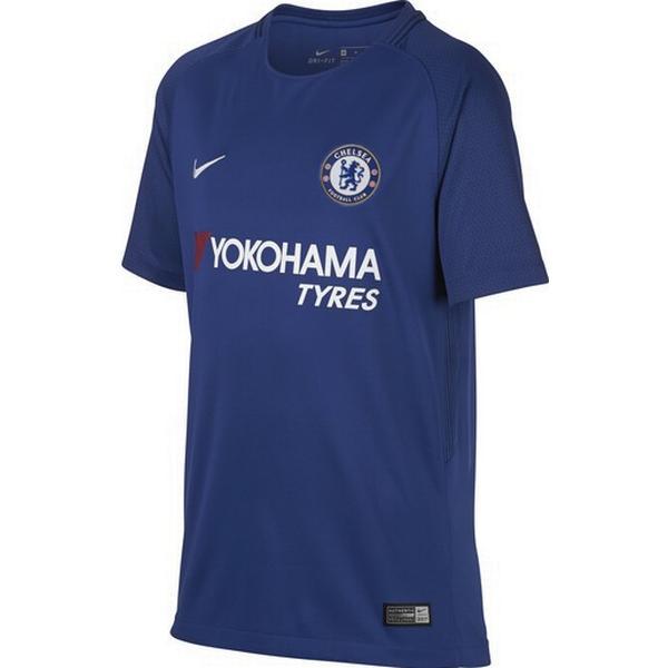 Nike Chelsea FC Stadium Hjemmebanetrøje 17/18 Børn