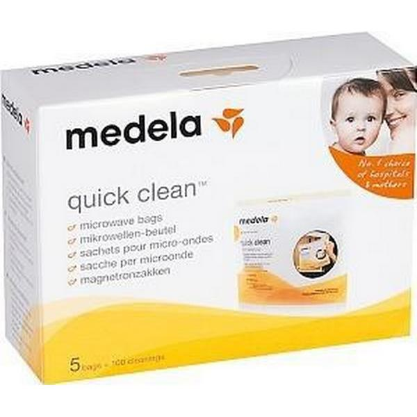 Medela Quick Clean Microwave Bags 5-pack