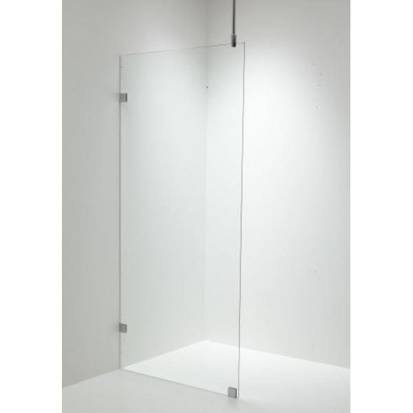 Duschbyggarna Design (6701_90CP) Brusevæg 890mm