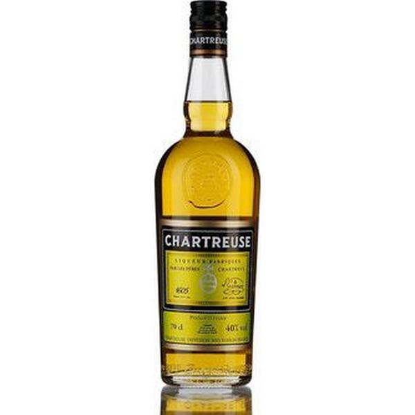 Chartreuse Jaune (Gul) 40% 70 cl
