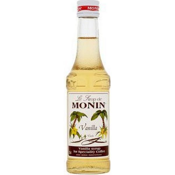 Monin Syrup Vanilla 0% 25 cl