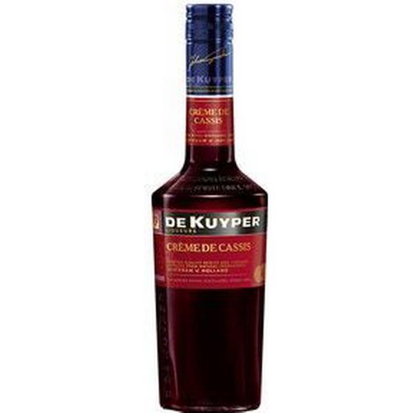 De Kuyper Liqueur Creme de Cassis 15% 70 cl