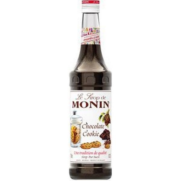Monin Syrup Chocolate Cookie 0% 70 cl