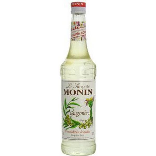Monin Syrup Ginger 0% 70 cl