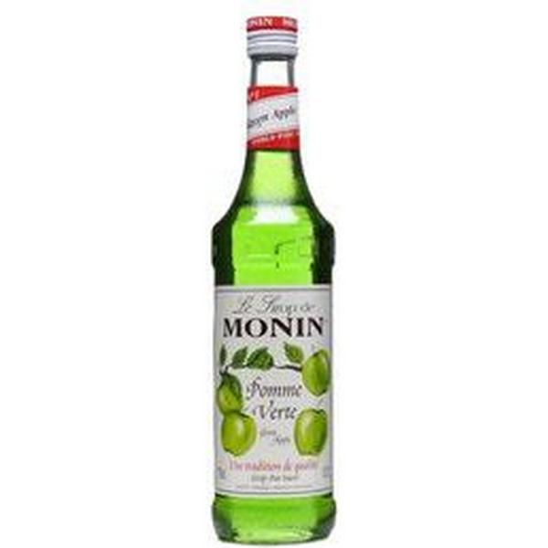 Monin Syrup Green Apple 0% 70 cl