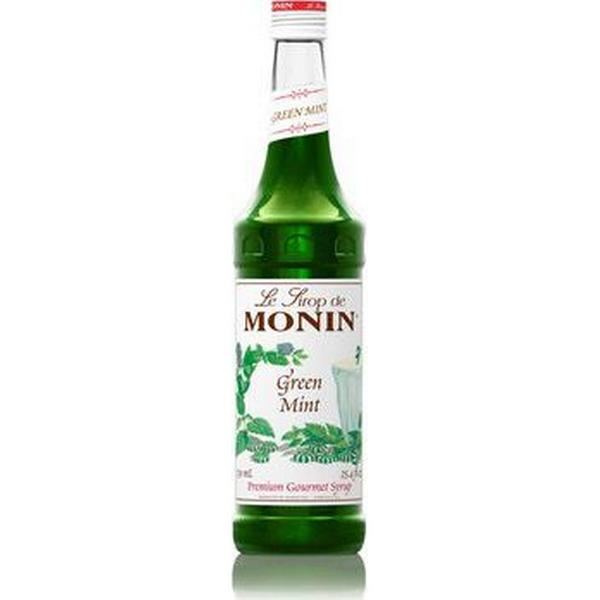 Monin Syrup Green Mint 0% 70 cl