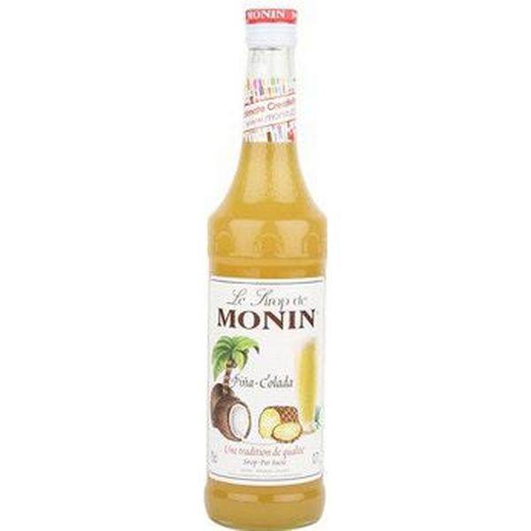 Monin Syrup Pina Colada 0% 70 cl