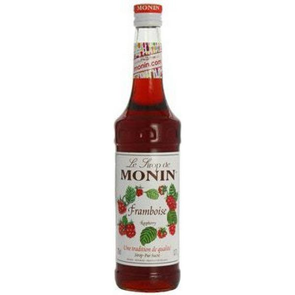 Monin Syrup Raspberry 0% 70 cl