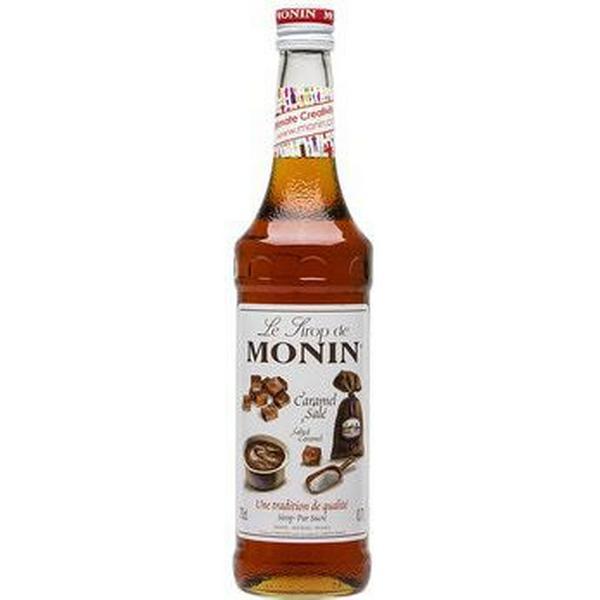 Monin Syrup Salted Caramel 0% 70 cl