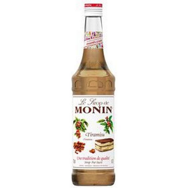 Monin Syrup Tiramisu 0% 70 cl
