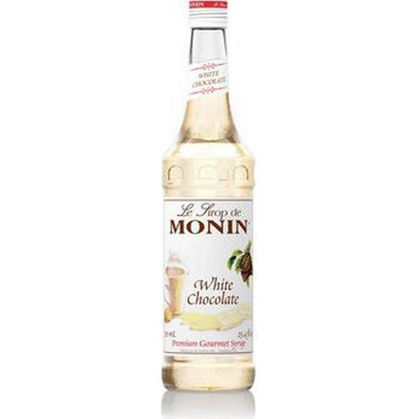 Monin Syrup White Chocolate 0% 70 cl