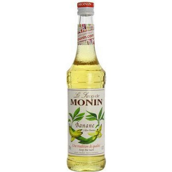 Monin Syrup Yellow Banana 0% 70 cl