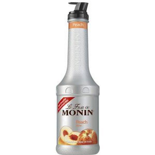 Monin Purémix Fersken 0% 100 cl