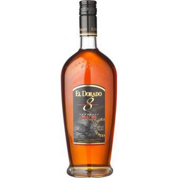 El Dorado 8 YO 40% 70 cl