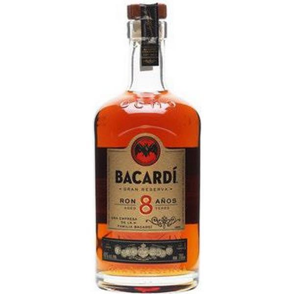 Bacardi 8 YO Gran Reserva 40% 70 cl