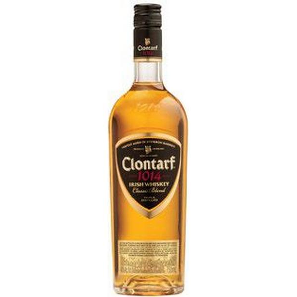 Clontarf Black Label Irish Whiskey 40% 70 cl