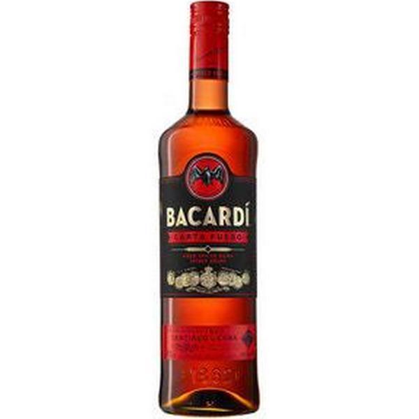 Bacardi Carta Fuego 40% 70 cl