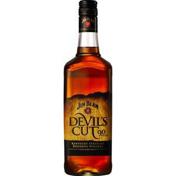 Jim Beam Devil's Cut Bourbon 45% 70 cl