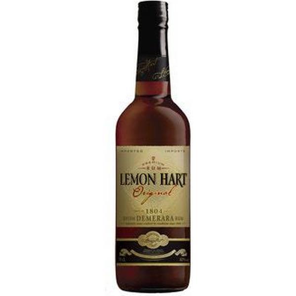 Lemon Hart Original Demerara Rom 40% 70 cl