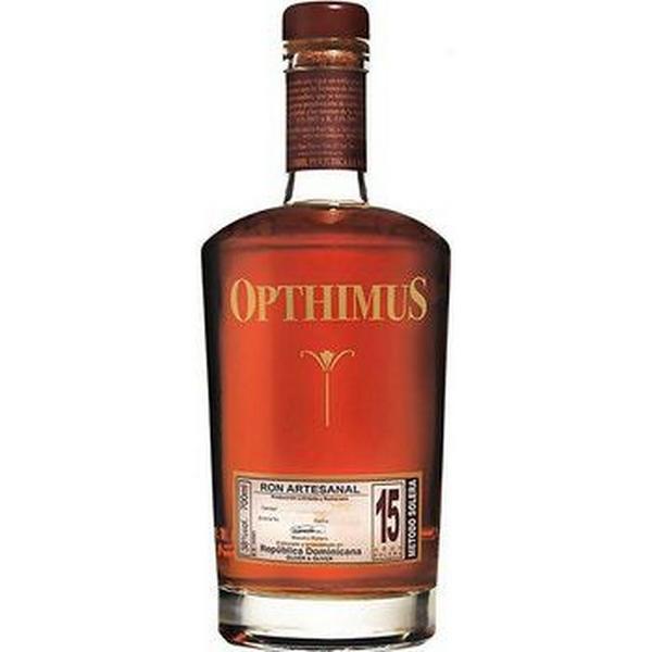 Opthimus Solera 15 Ron Dominicano 38% 70 cl