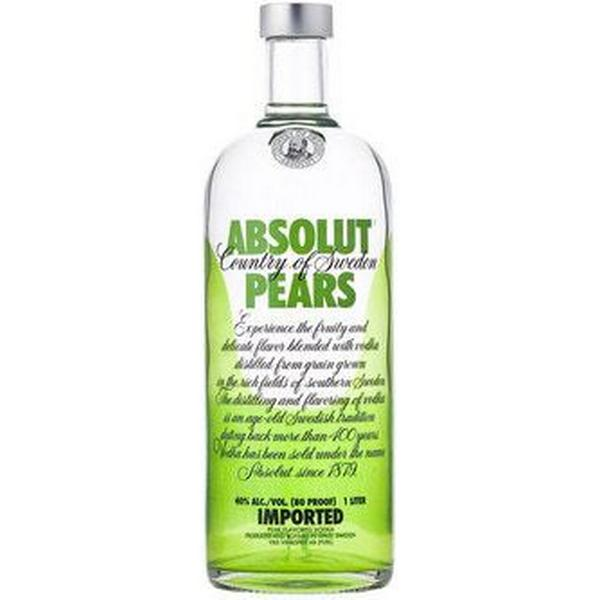 Absolut Vodka Pears 40% 70 cl