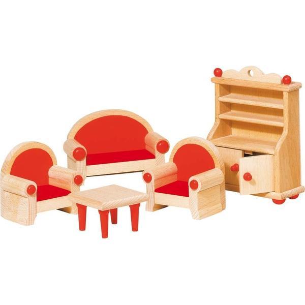 Goki Furniture For Flexible Puppets Living Room