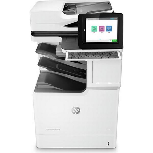 HP LaserJet Managed Flow E67560z